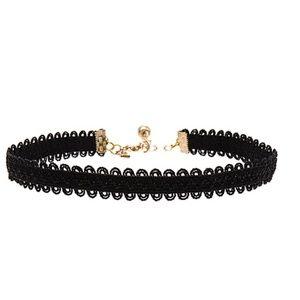 3 for $20! ❤ Vanessa Mooney Lace Choker